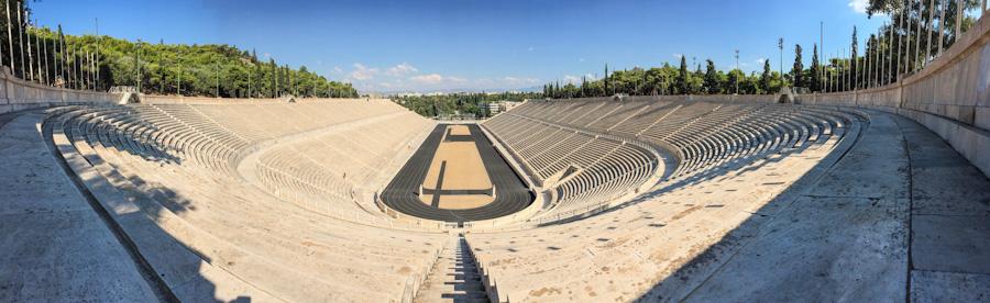 o que fazer em atenas estadio panatenaico grecia roteiro viagem