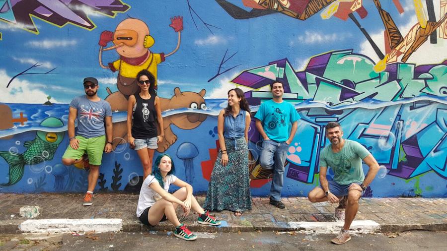 turismo em sao paulo vila madalena beco do batman blogueiros de viagem