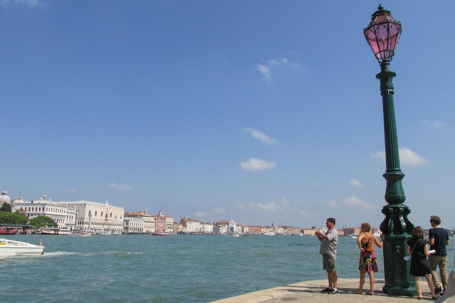veneza pontos turisticos punta della dogana
