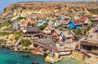 vila do popeye village malta