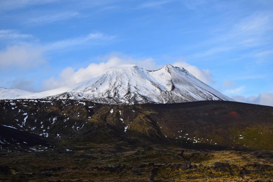 Centro de esqui Antillanca - vulcao casablanca 2