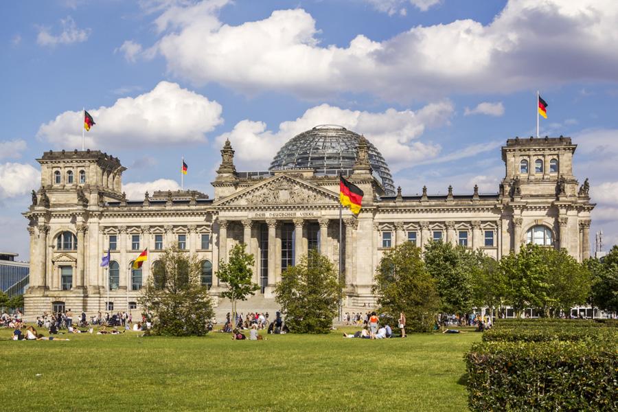 Pontos turísticos em Berlim - Alemanha