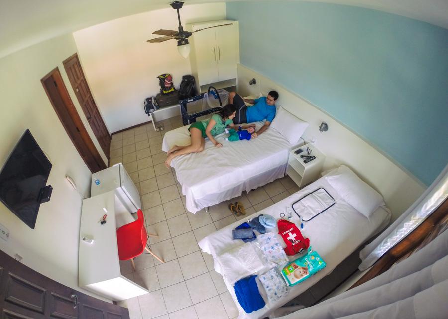 Onde ficar em Arraial do Cabo - Pousada do timoneiro