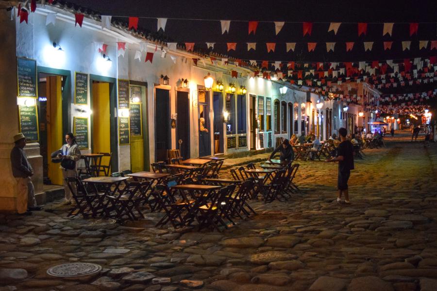 O que fazer em Paraty - A Cidade mais Charmosa do Rio.