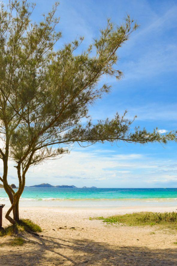 Praia do pontal - melhores praias de arraial do cabo