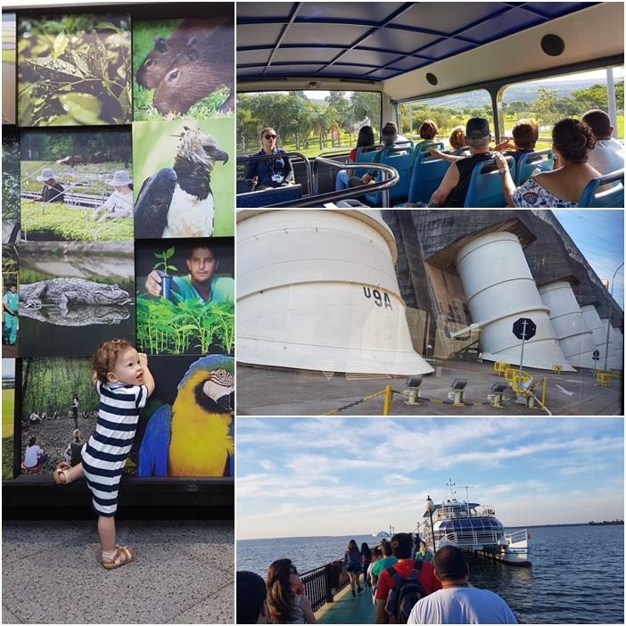 motivos para visitar foz do iguaçu itaipu binacional viagem com crianças