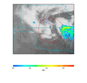frame from a WRF
