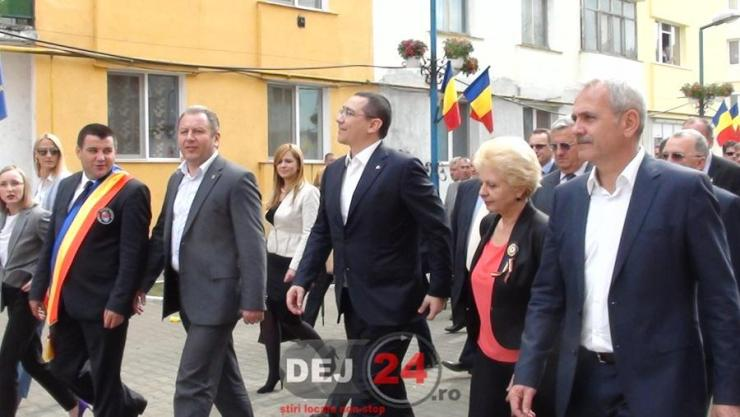 inaugurare blocuri ANL Beclean Victor Ponta (2)