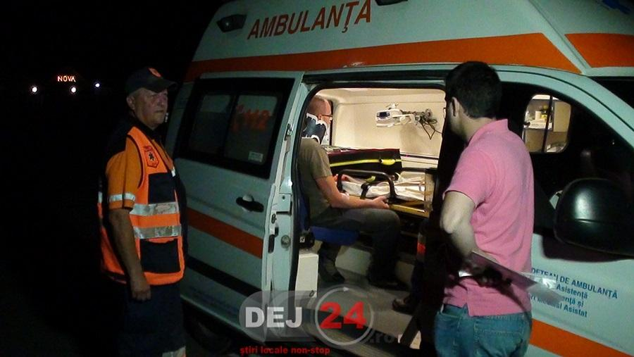 accident Bunesti cap de pod (1)