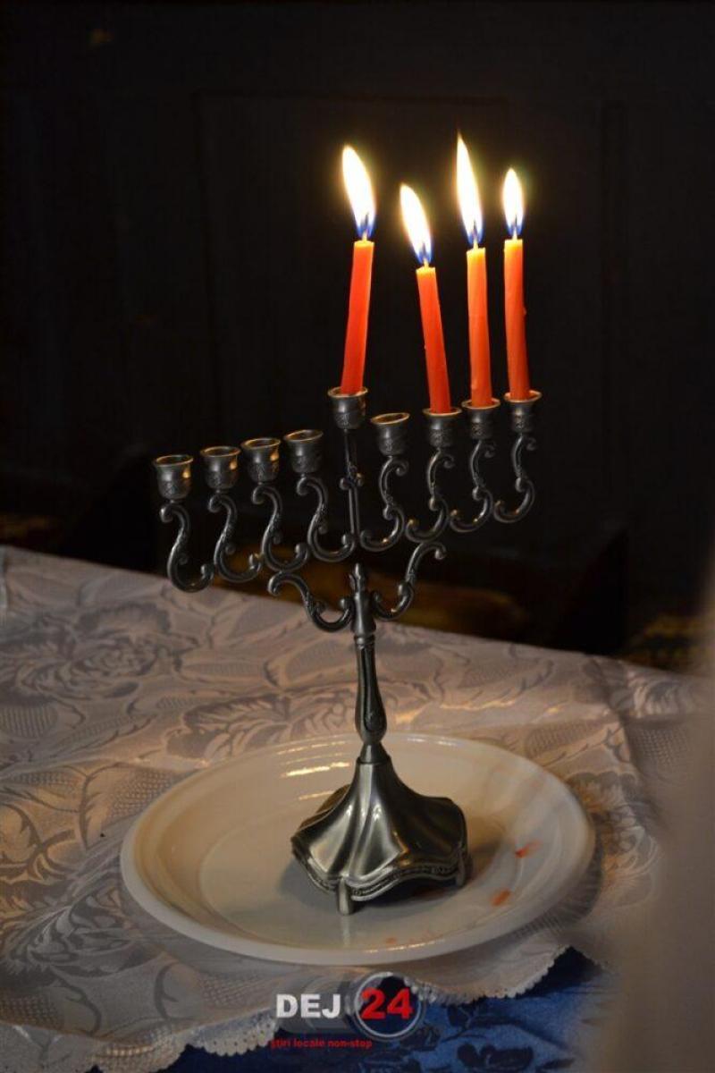 Hanuka Sarbatoarea Luminilor Dej evrei (4)