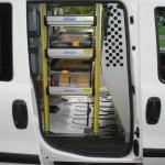 Durarac Van Shelving System Dejana Truck Utility Equipment