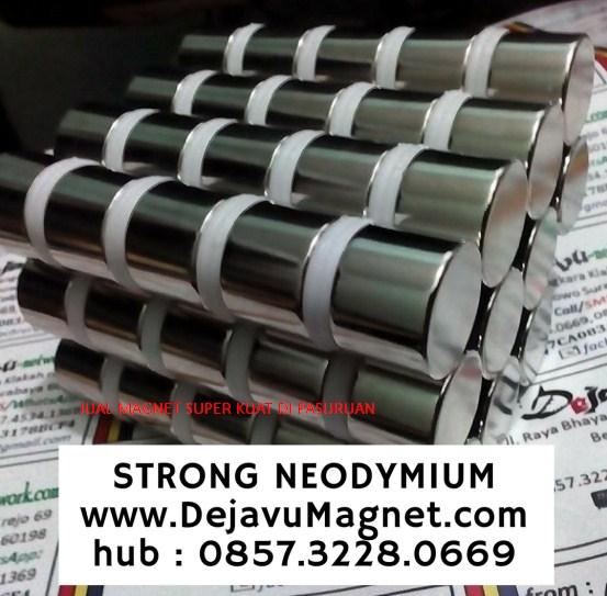 Jual Magnet Neodymium di PASURUAN