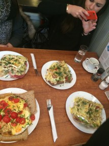 Large Omelettes| Amsterdam