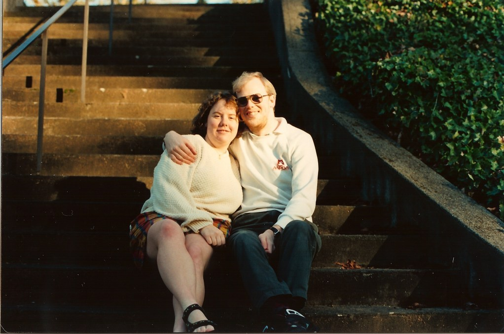 Jenn and David from 1994