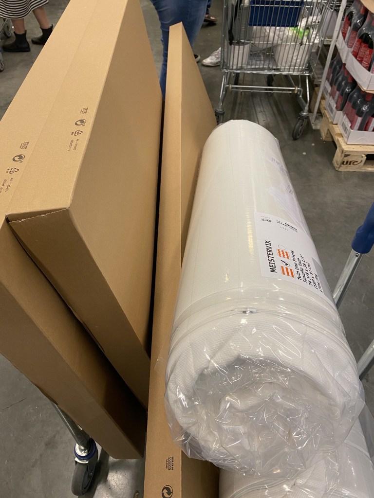 IKEA shopping