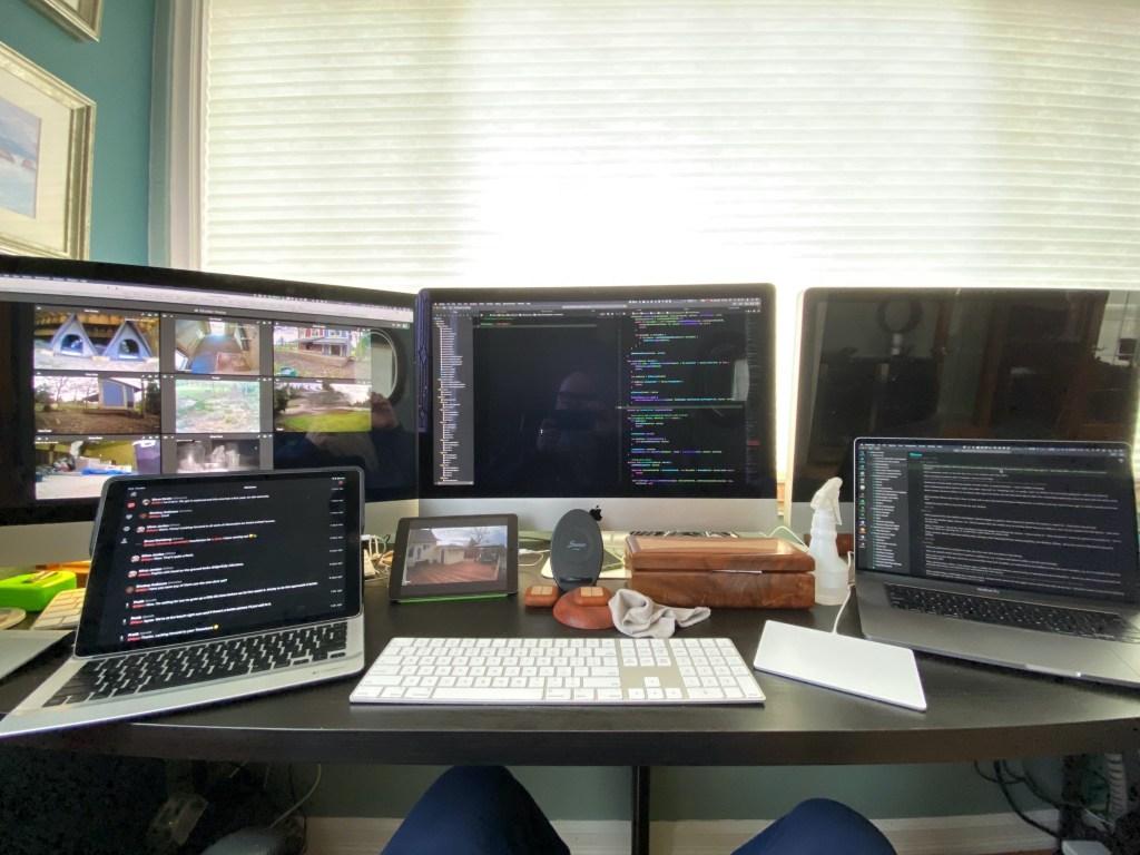 Macs and iPad
