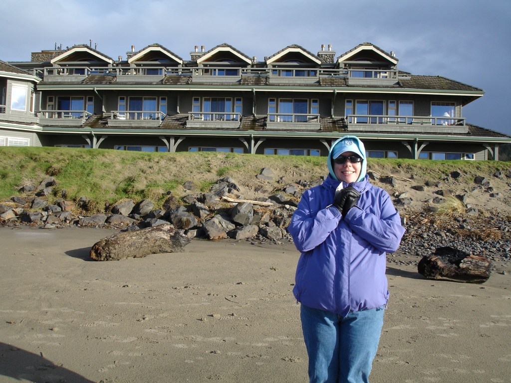 Jenn by the Stephanie Inn, Cannon Beach