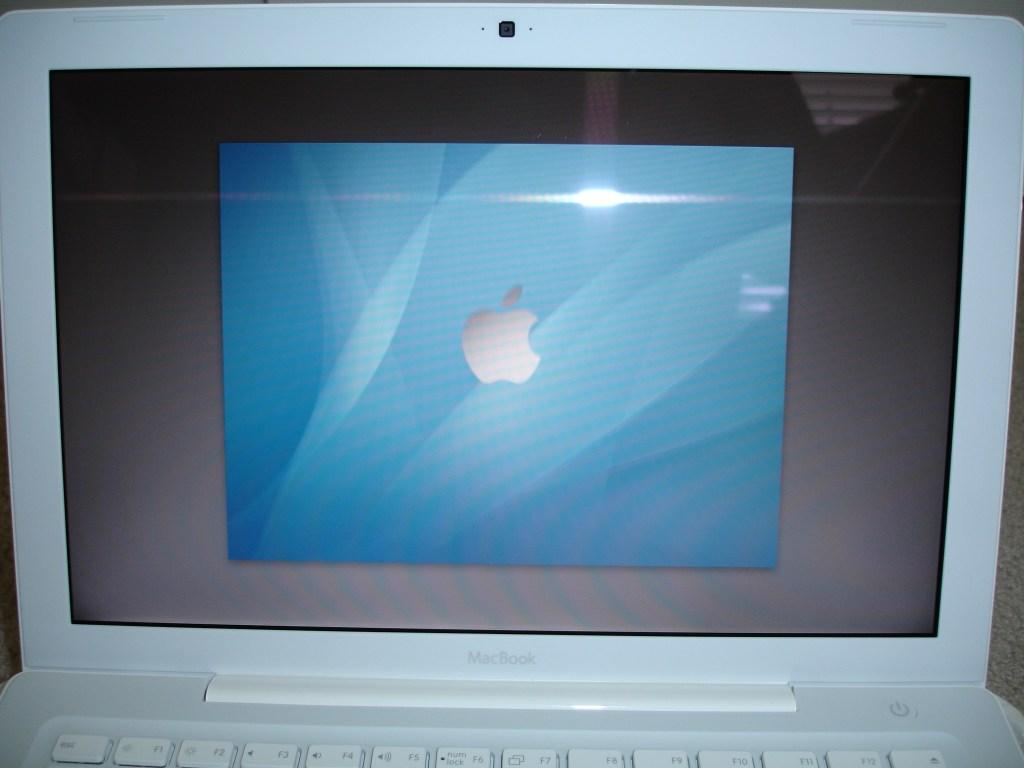 MacBook installation
