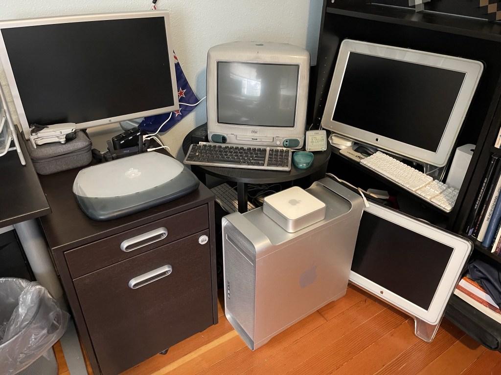 Antique Macs