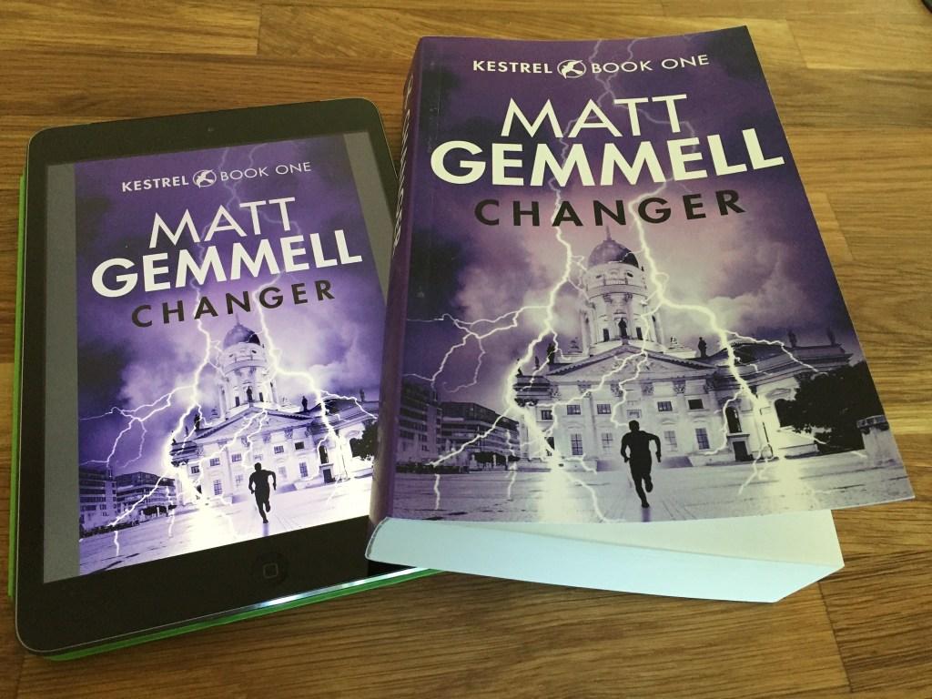 Changer books