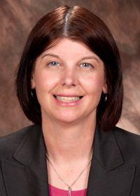 Lisa Freeman, NIU's new Executive Vice President and Provost