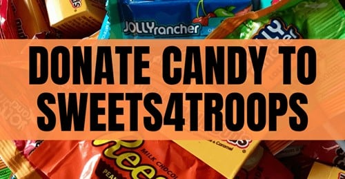 2020 Sweets4Troops - Making Deployment a Little Sweeter