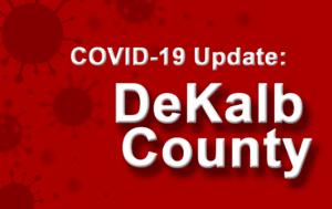 DeKalb County Reports 33 New COVID-19 Cases