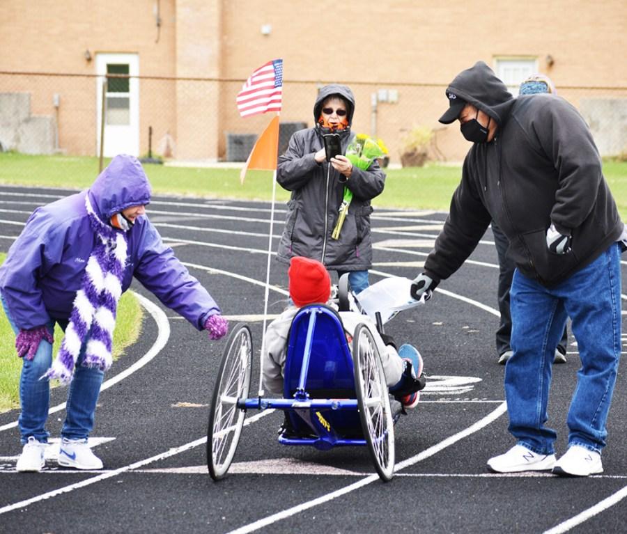 Headon Honors Heroes During Virtual Marine Corps Marathon