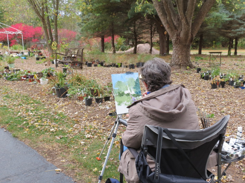 Artists Inspired By Local Sites