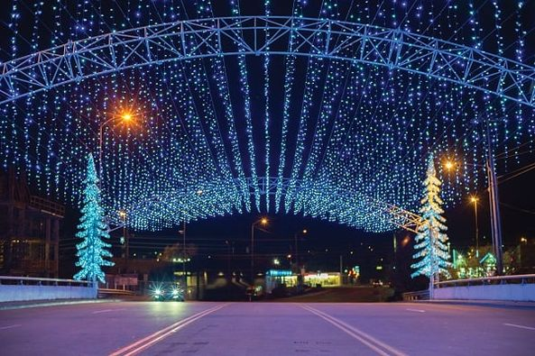 HOLIDAY ACTIVITIES IN PIGEON FORGE