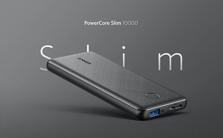 Anker PowerCore Slim 10000mAh Portable Charger