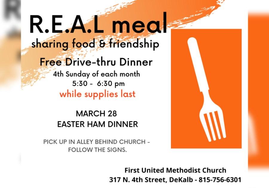 DeKalb Church Brings Back Free Monthly Dinners