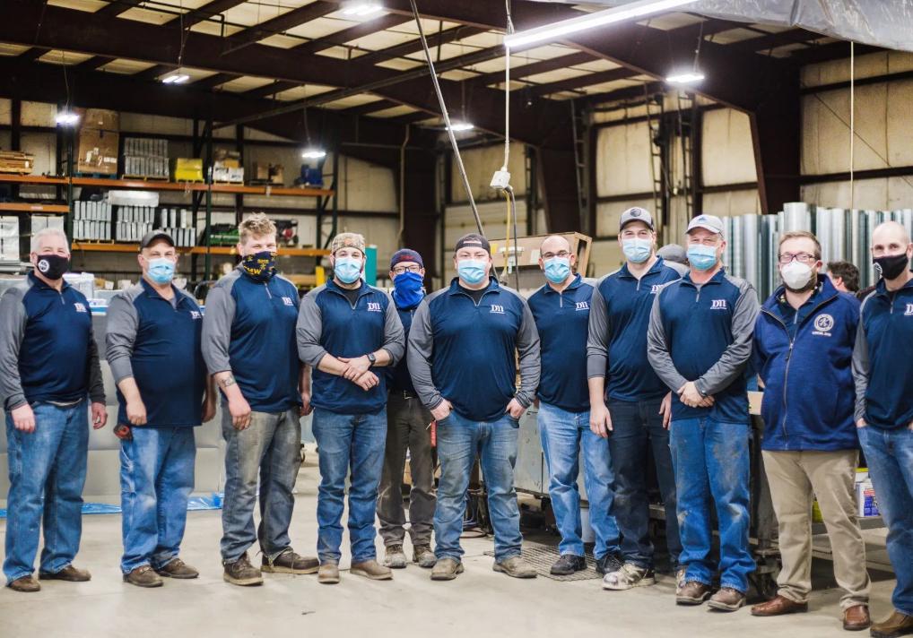 DeKalb Mechanical Team