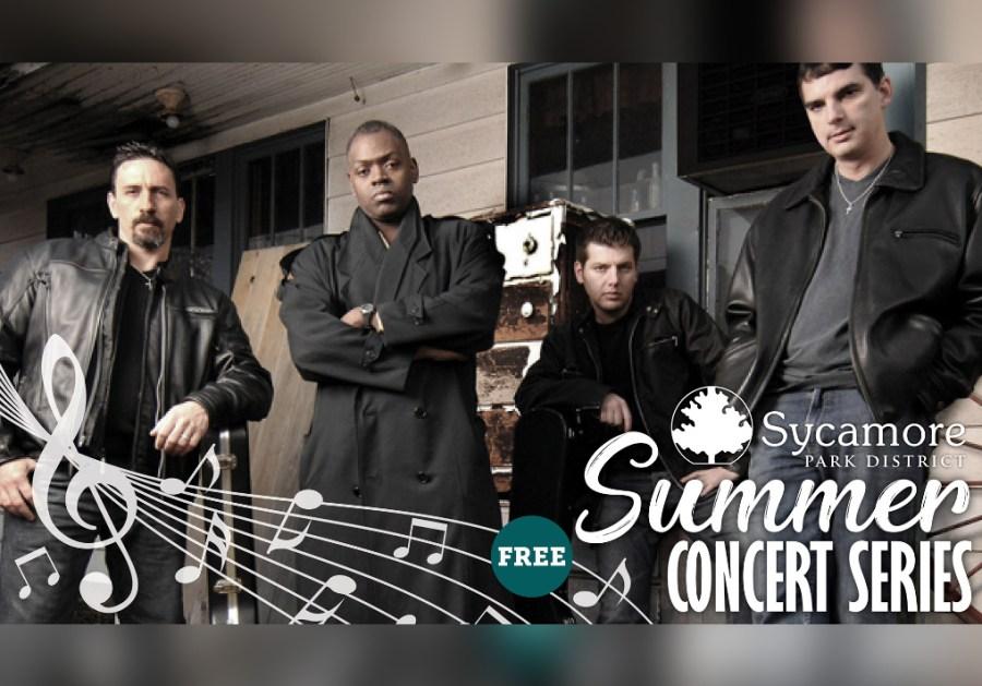 Howard & The White Boys Concert