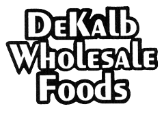 Welcome to the Dekalb Wholesale Foods web!