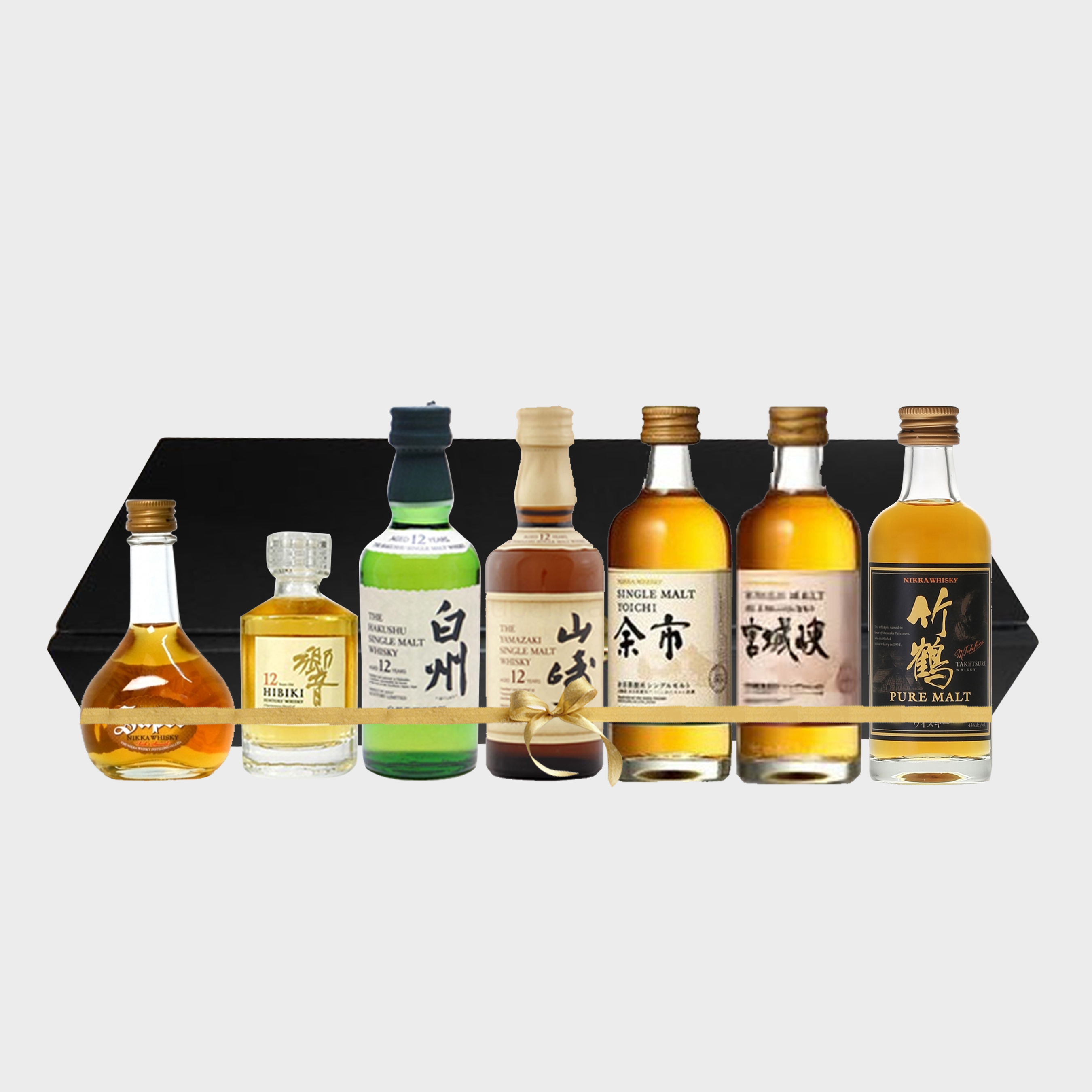 Miniature Whisky Gift Sets Gift Ftempo