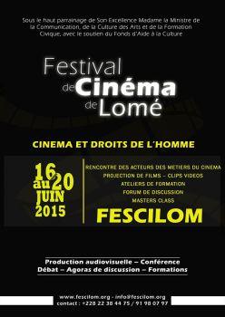 festival de cinema de Lomé