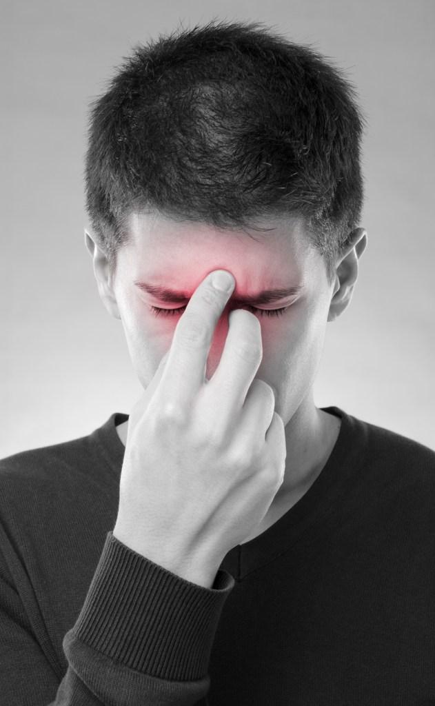 טיפול טבעי לסינוסיטיס