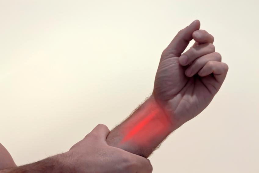 טיפול בדיקור סיני לכאבים בכף היד