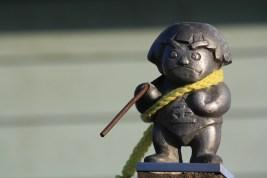 statue of Kintarô
