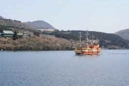 Pirat's boat
