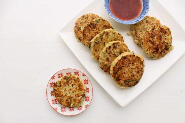 Broccoli-kaas & rijstkoekjes