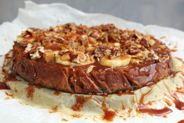 Banoffi cheesecake