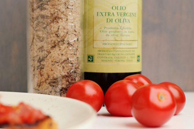 Pan con tomate met olijfolie