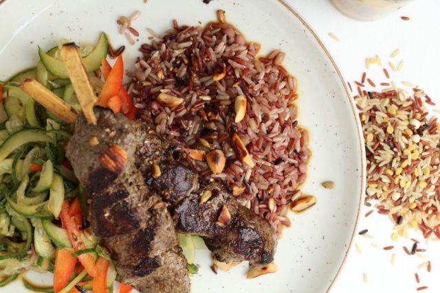 recept voor meergranen rijst