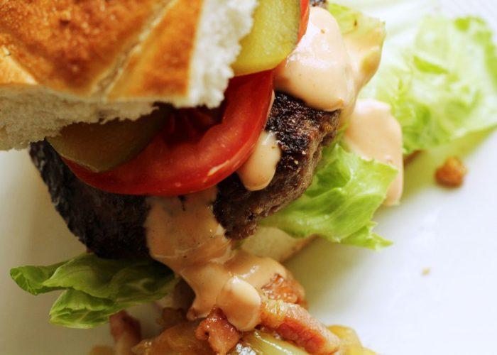 recept voor hamburgersaus