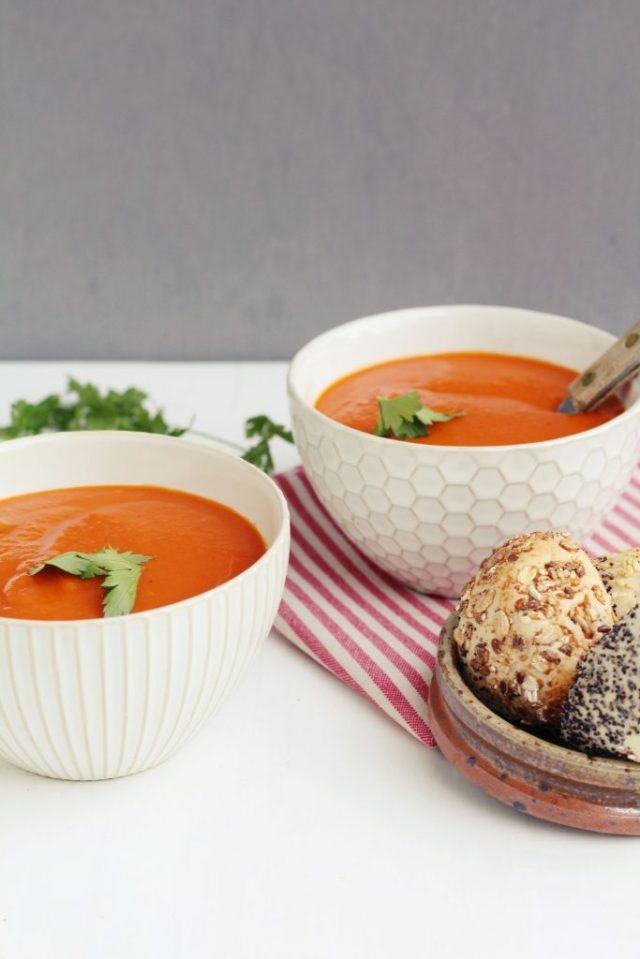 recept voor tomatensoep