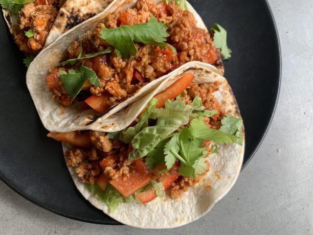 zelf taco's maken