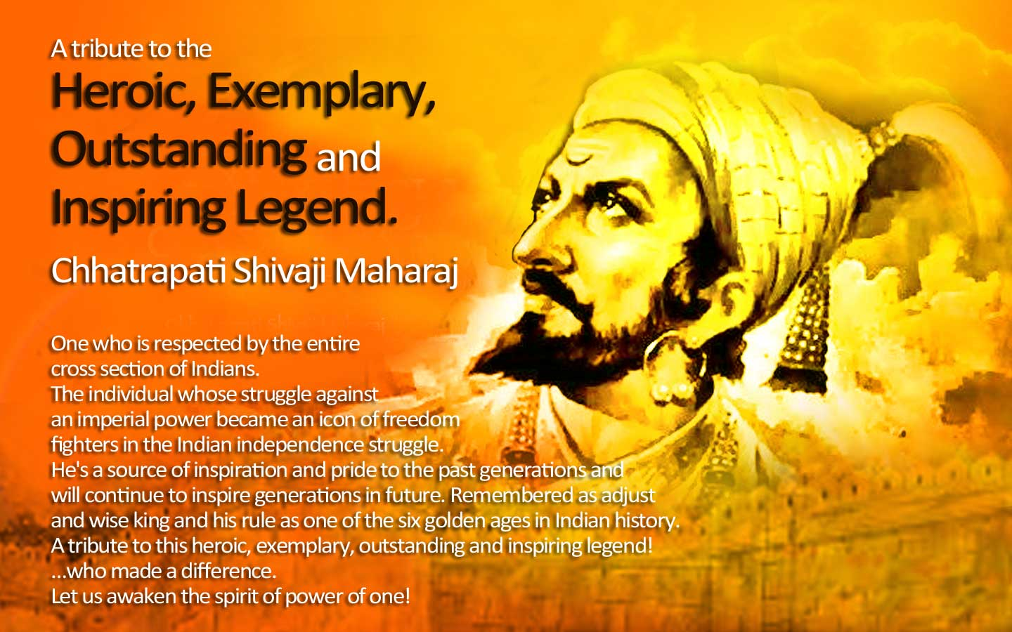 Image result for images of shivaji maharaj with quotes