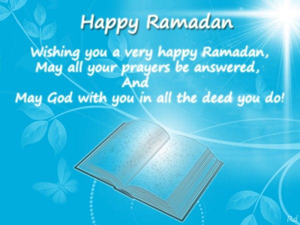 Ramadan Kareem Quotes Wishes 2015